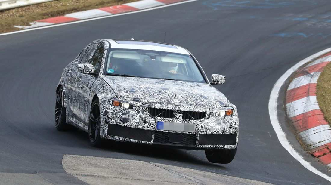 67 All New 2019 BMW M3 Pictures