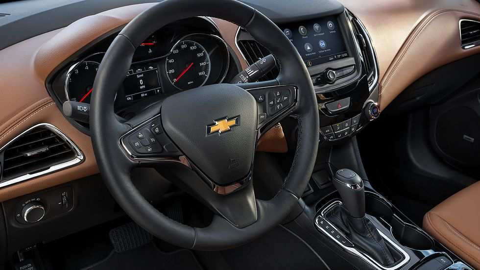 67 All New 2019 Chevrolet Cruze Release Date