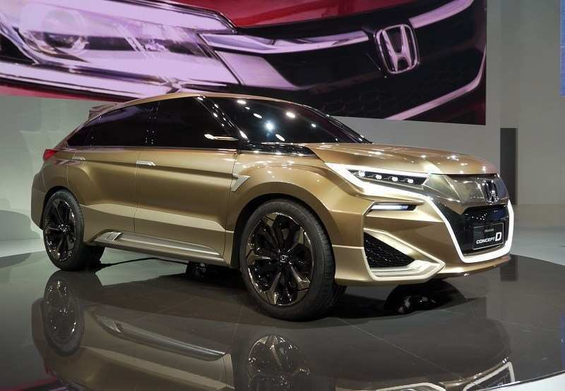 67 All New 2019 Honda Crosstour Model