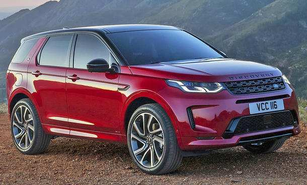 67 All New 2019 Land Rover Discovery Sport Research New