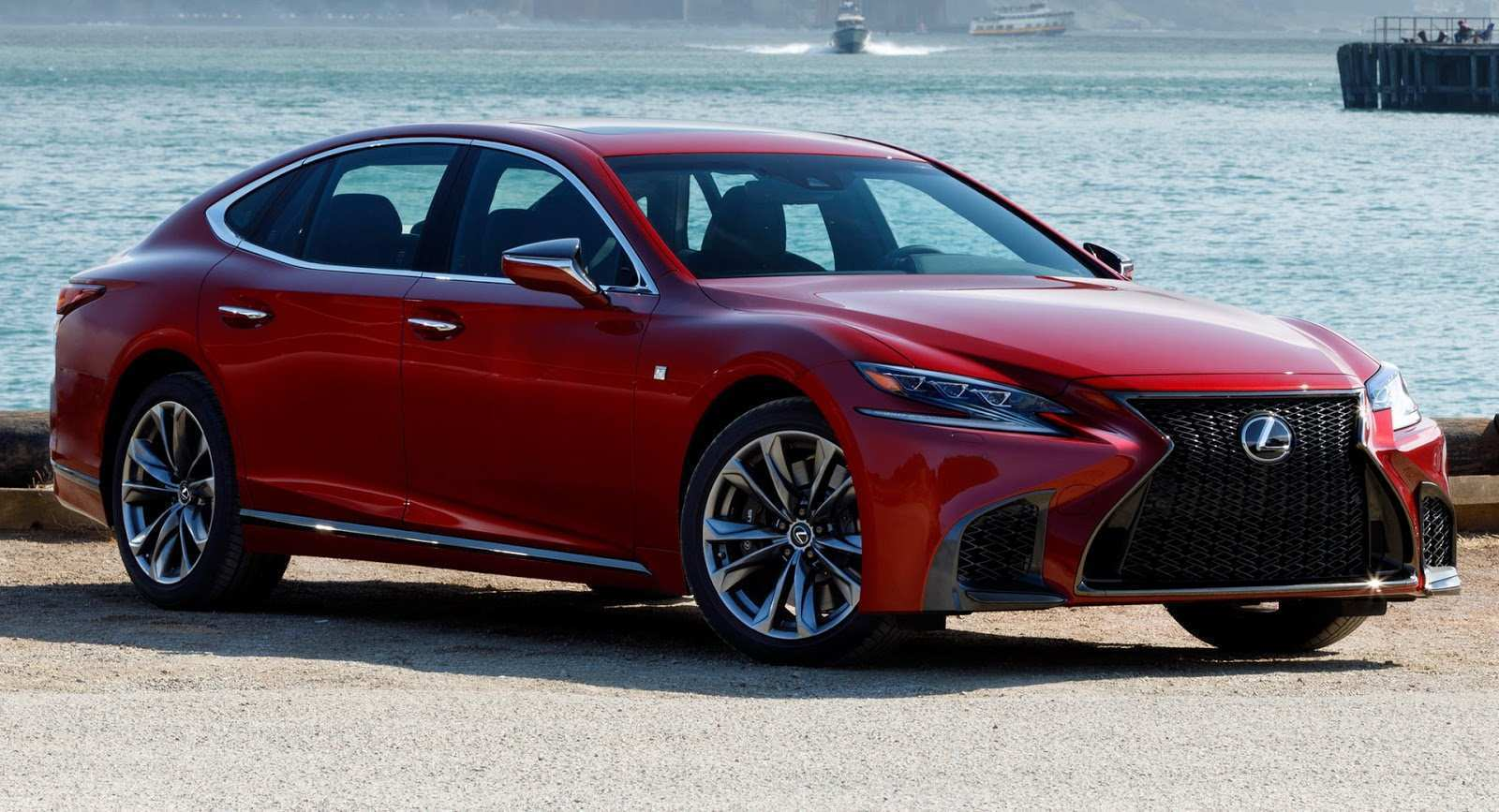 67 All New 2019 Lexus LSs First Drive