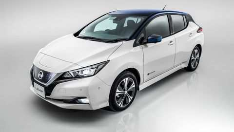 67 All New 2019 Nissan Leaf Exterior And Interior