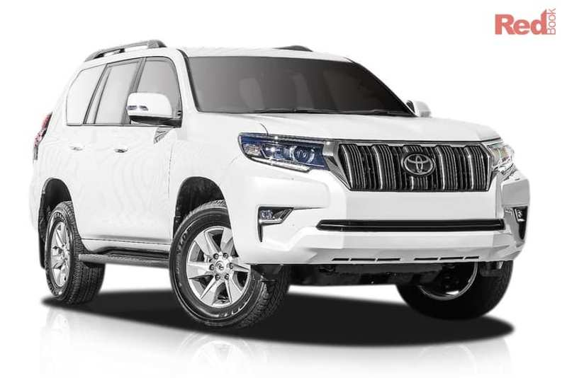67 All New 2019 Toyota Prado Concept
