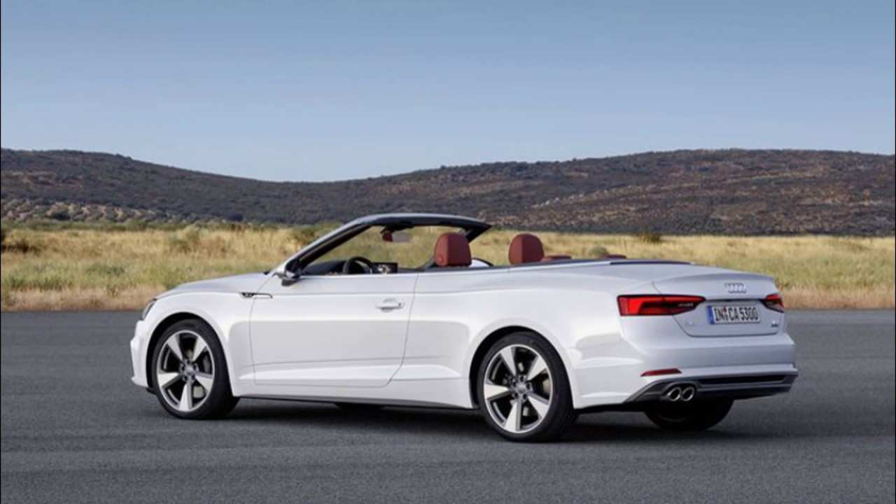 67 All New 2020 Audi Rs5 Cabriolet Redesign