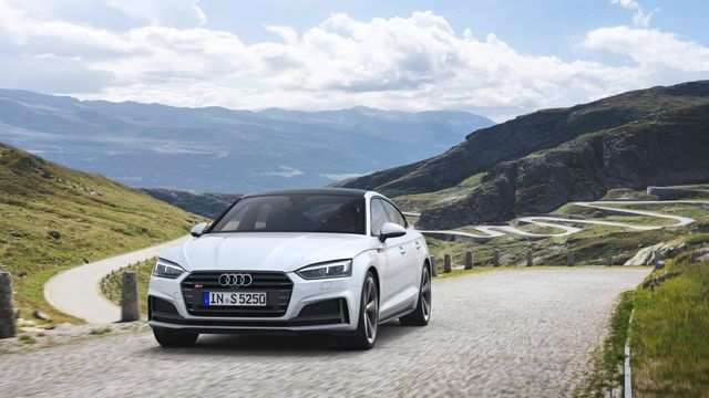 67 All New 2020 Audi Rs5 Tdi Redesign And Concept