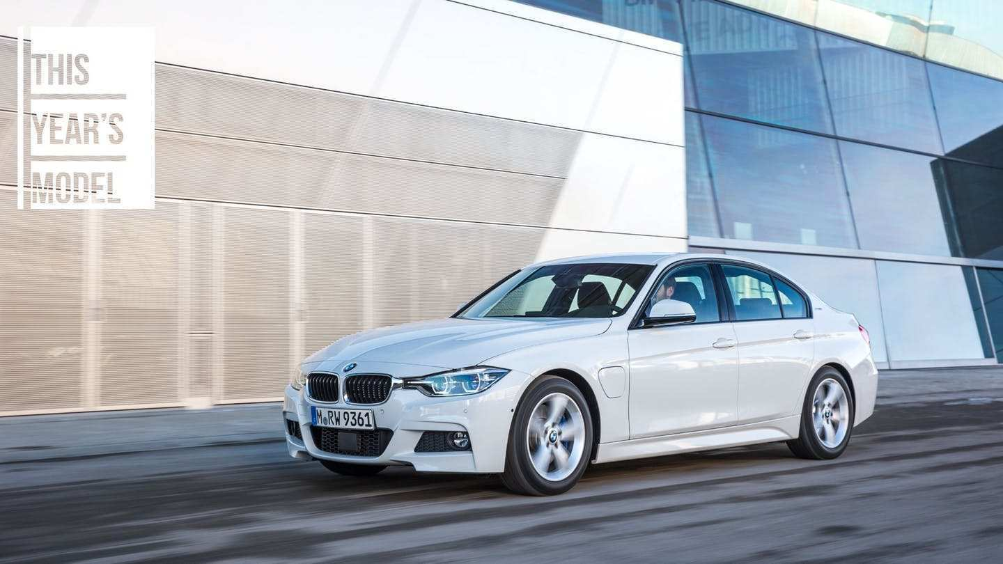 67 All New 2020 BMW 3 Series Edrive Phev Ratings