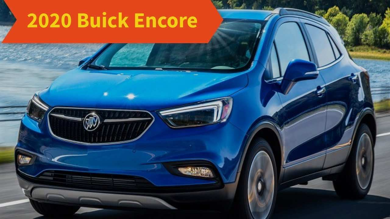 67 All New 2020 Buick Encore Interior Speed Test