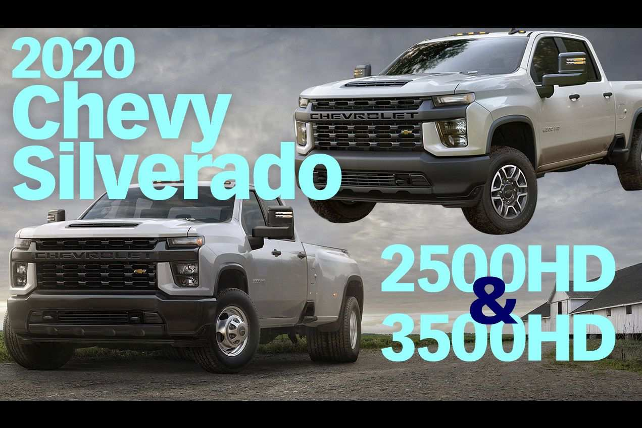 67 All New 2020 Chevrolet Work Truck Pricing