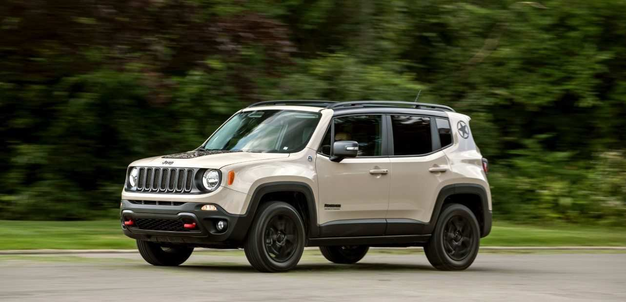 67 All New 2020 Jeep Renegade Performance