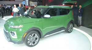 67 All New 2020 Kia Soul Undercover Green Research New