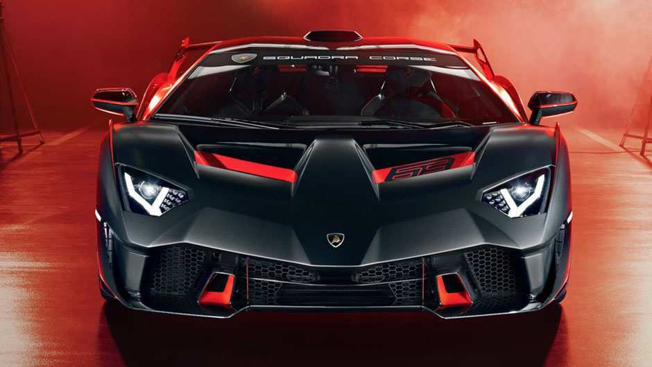 67 All New 2020 Lamborghini Aventador New Concept