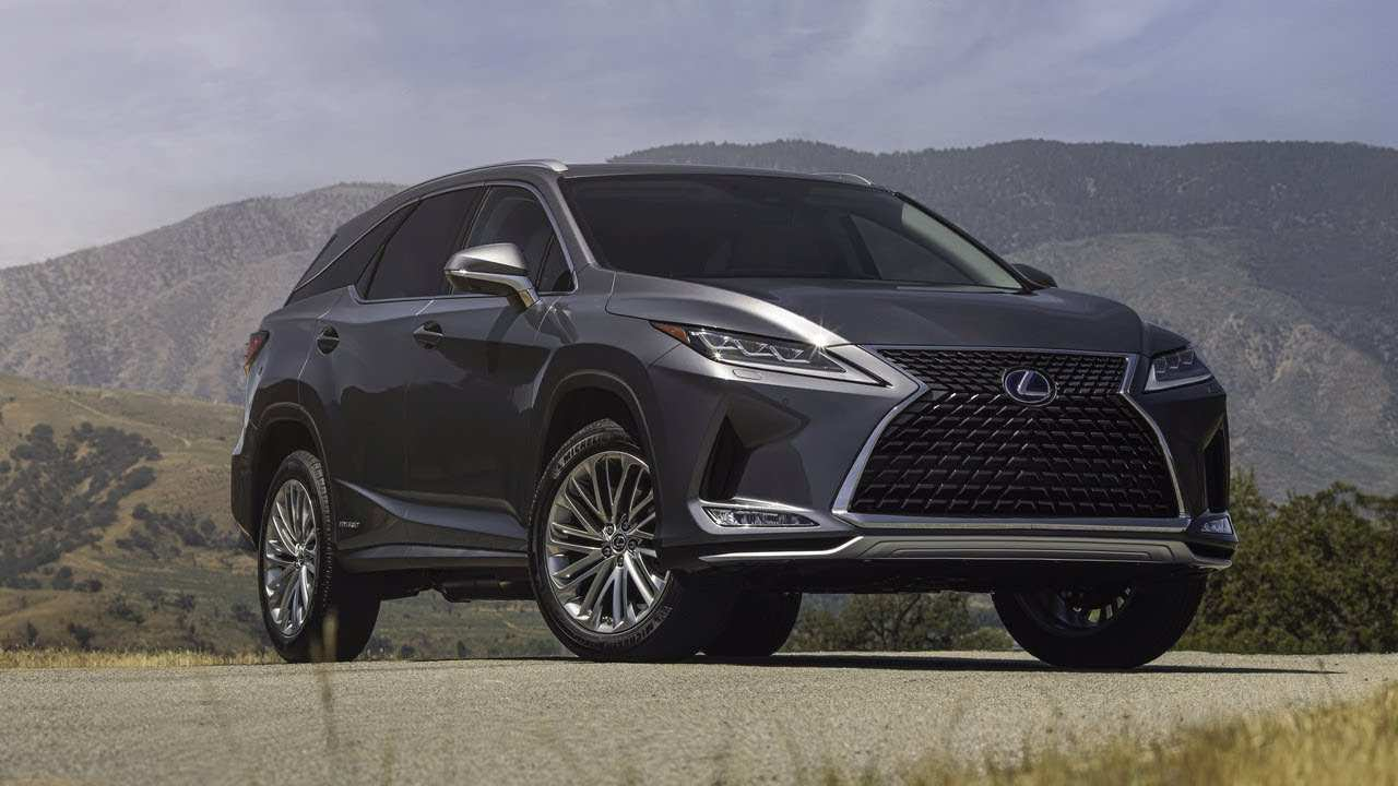 67 All New 2020 Lexus LSs Concept And Review