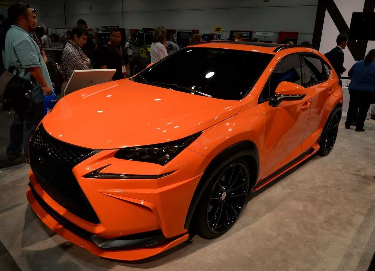 67 All New 2020 Lexus NX 200t Spy Shoot