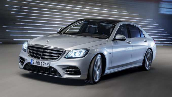 67 All New 2020 Mercedes S Class Exterior And Interior