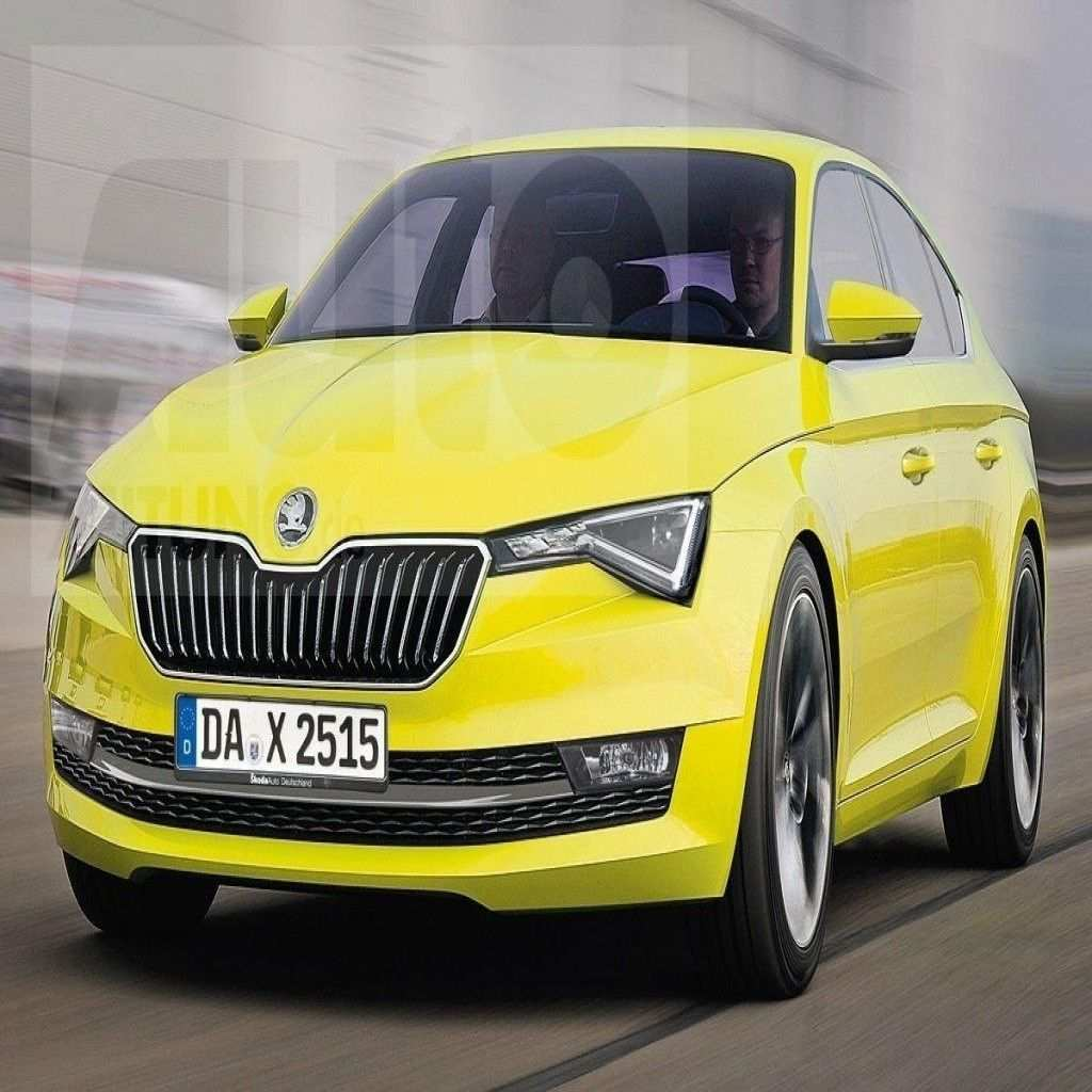 67 All New 2020 Skoda Octavia India Egypt Engine