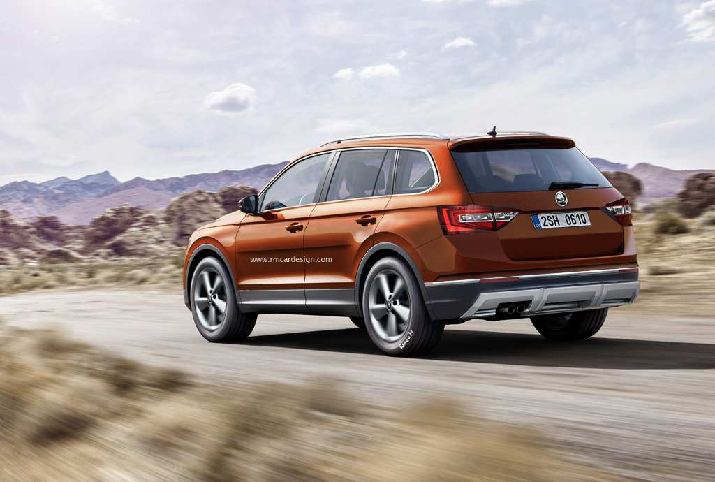 67 All New 2020 Skoda Snowman Performance And New Engine