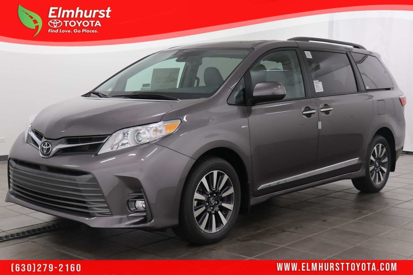 67 All New 2020 Toyota Sienna Specs