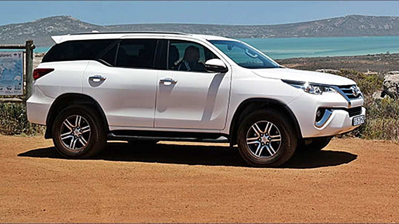 67 All New Fortuner Toyota 2019 Redesign