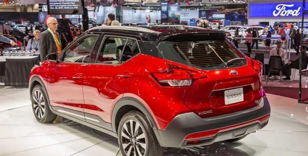 67 All New Nissan Kicks 2019 Mexico New Concept