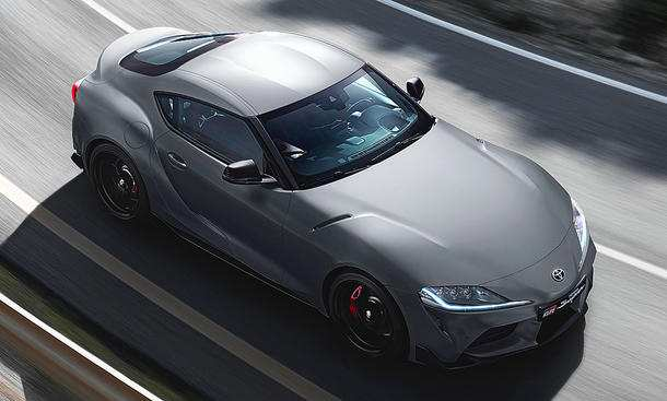 67 All New Toyota Supra 2019 Performance