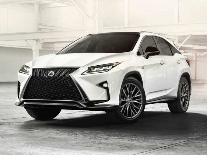 67 All New When Lexus 2019 Come Out Review