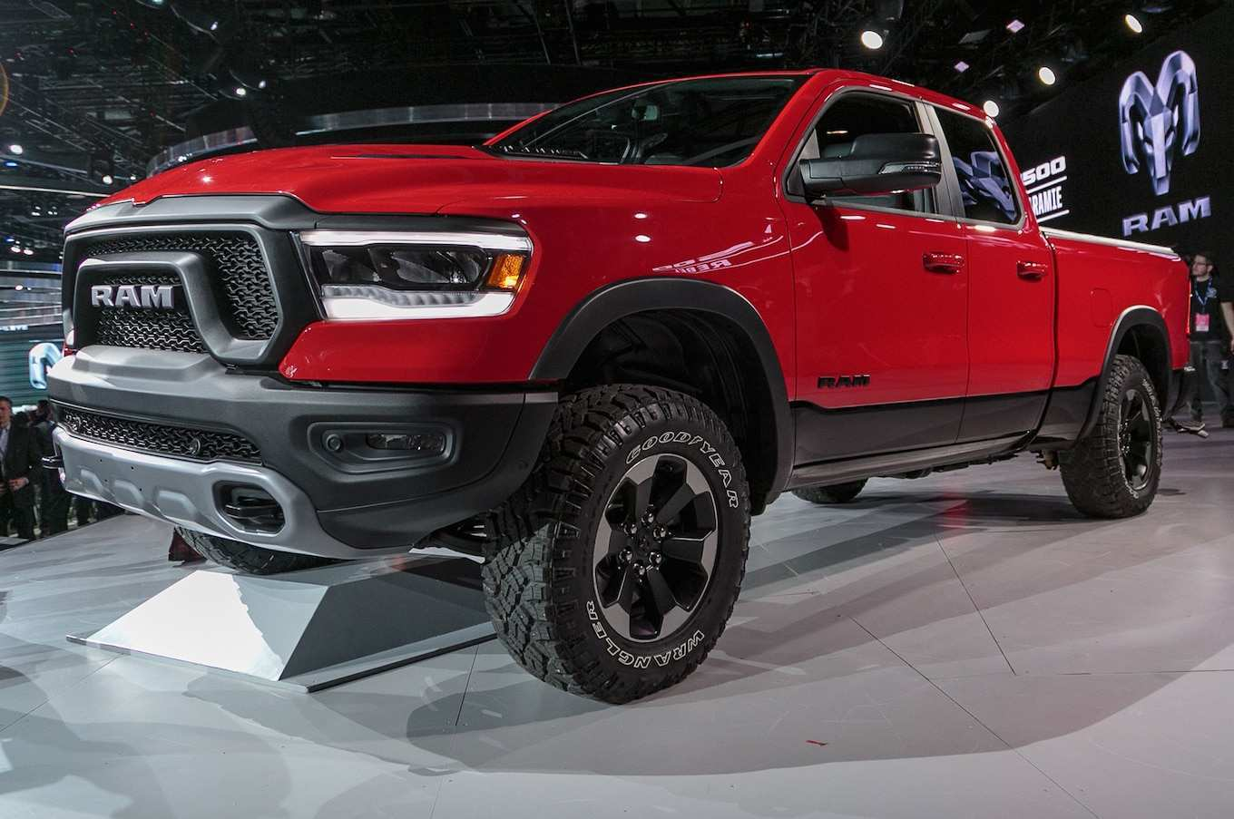 67 Best 2019 Dodge Power Wagon New Model And Performance