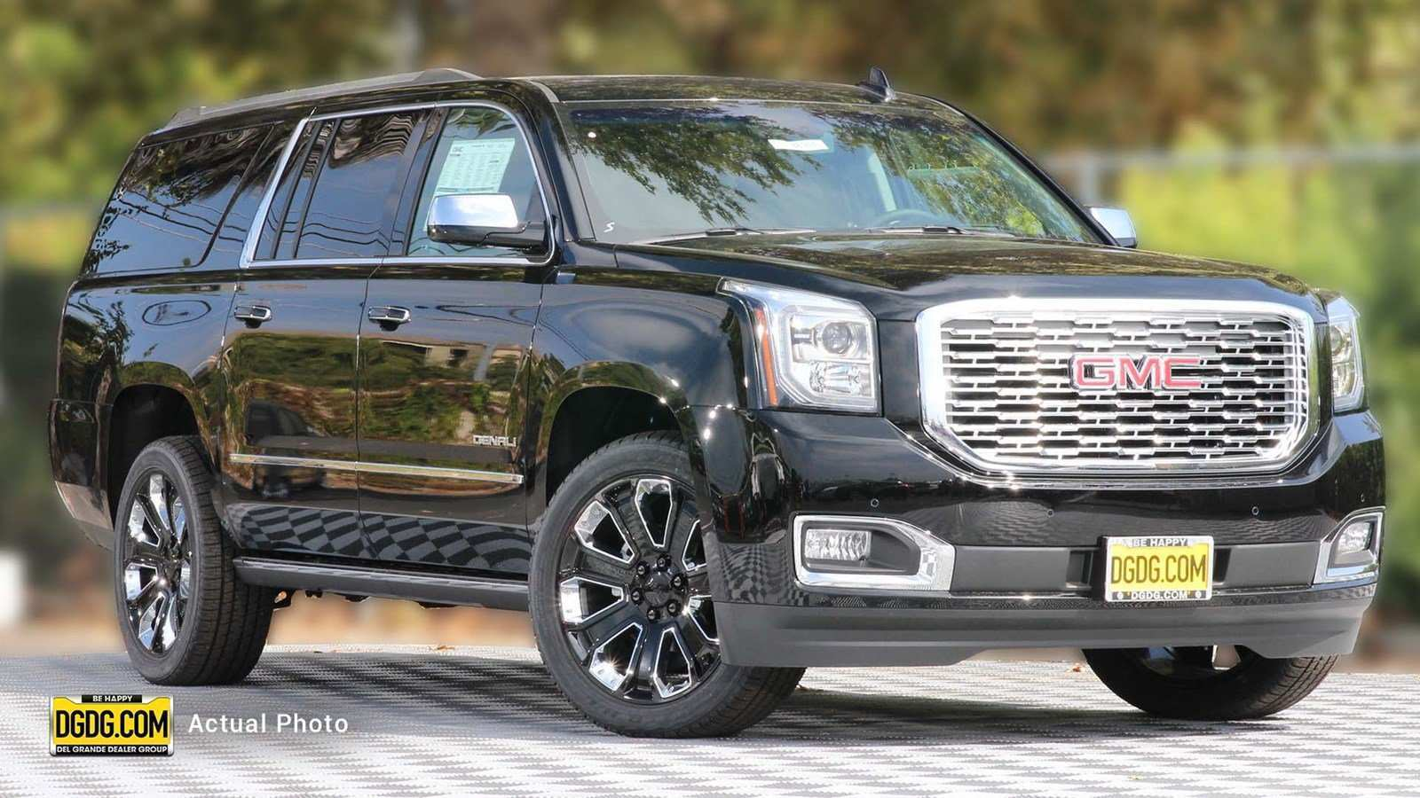 67 Best 2019 GMC Yukon Denali Xl Release Date And Concept