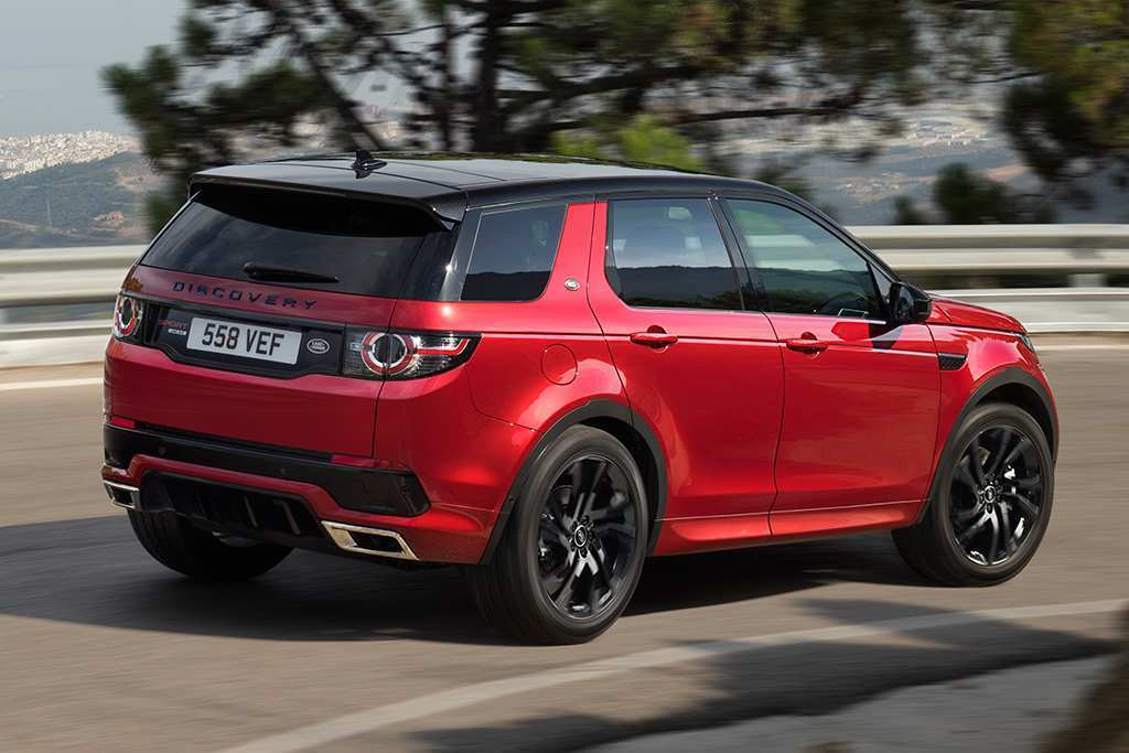 67 Best 2019 Land Rover Discovery Sport Performance And New Engine