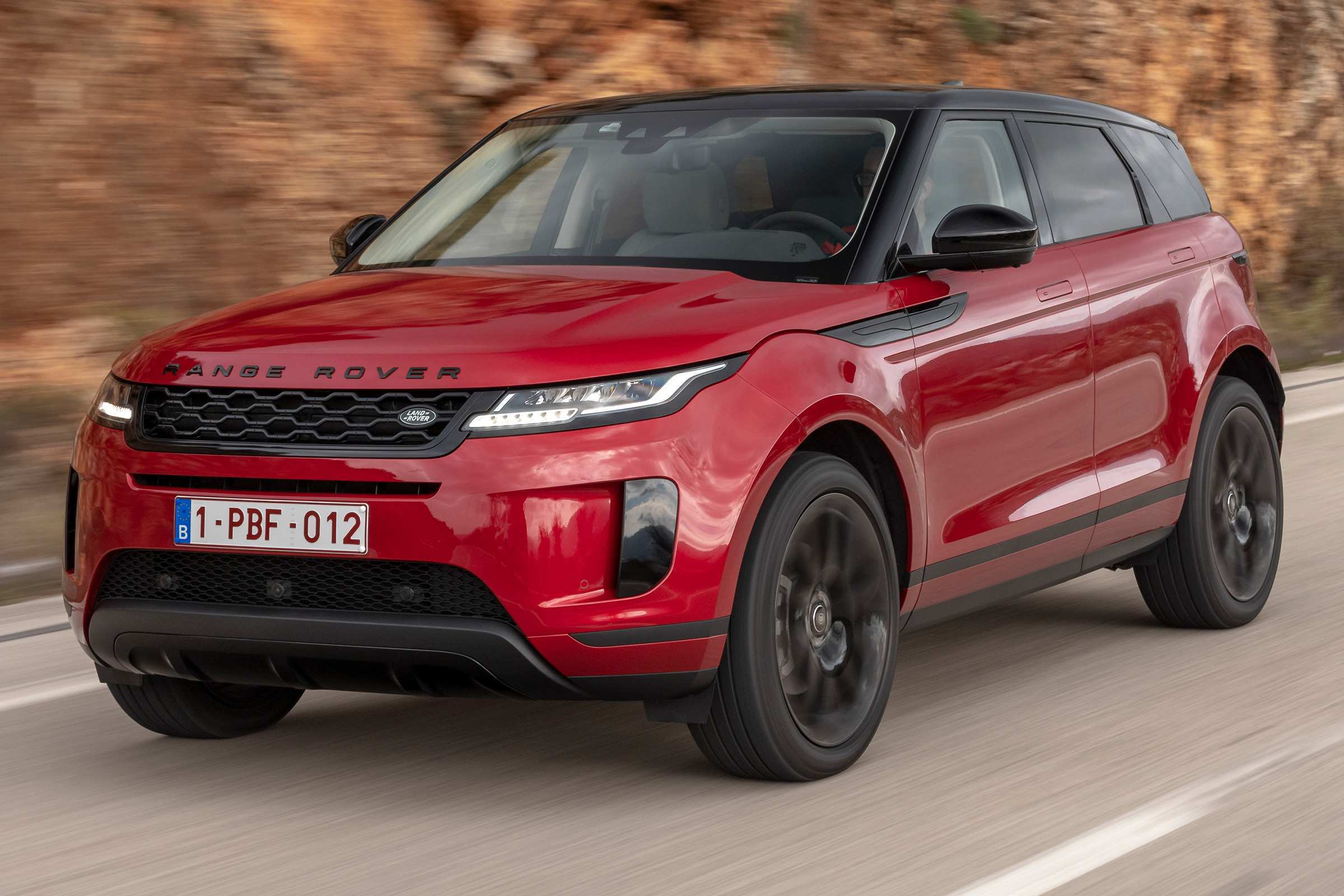 67 Best 2019 Range Rover Evoque Performance And New Engine