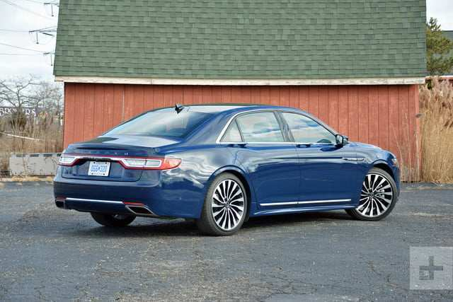 67 Best 2019 The Lincoln Continental First Drive