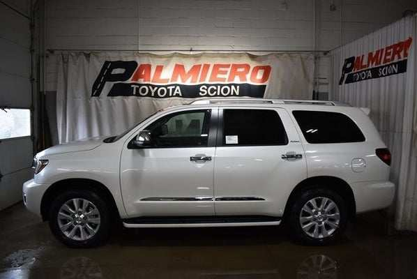 67 Best 2019 Toyota Sequoia Price Design And Review