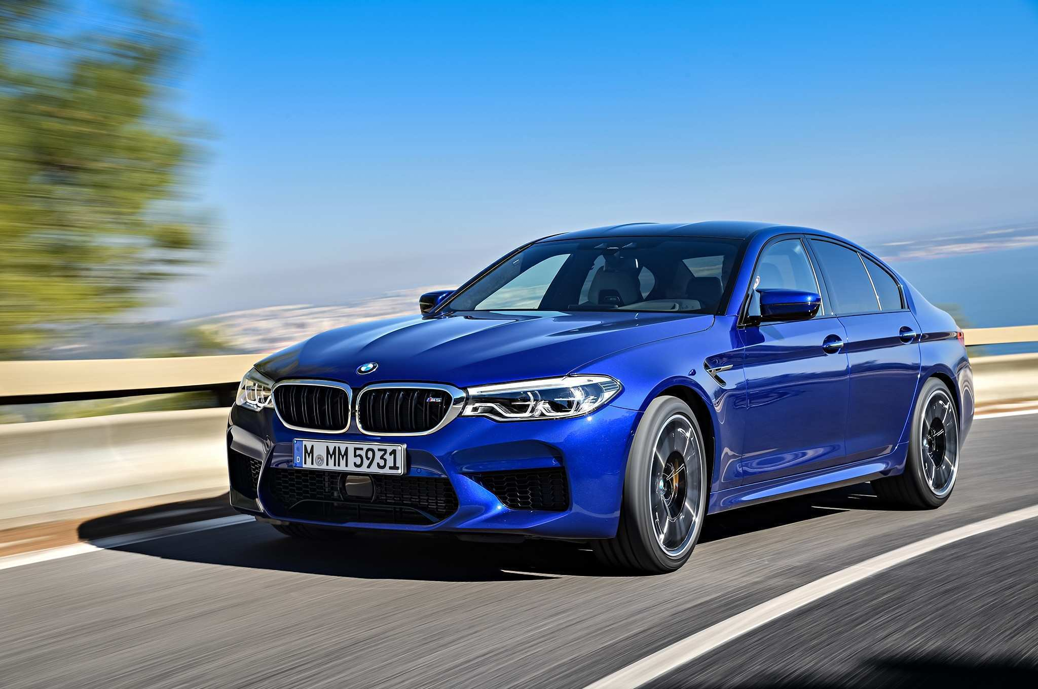 67 Best 2020 BMW M5 Get New Engine System Release