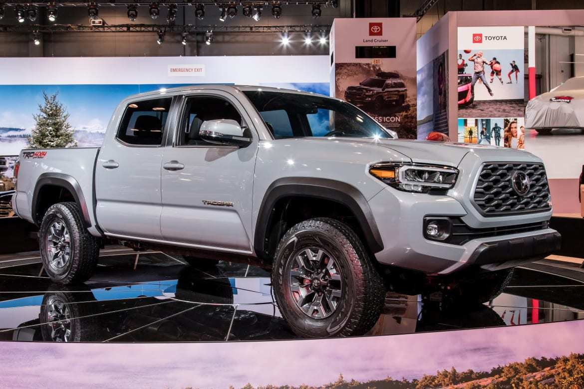 67 Best 2020 Jeep Gladiator Vs Toyota Tacoma New Review