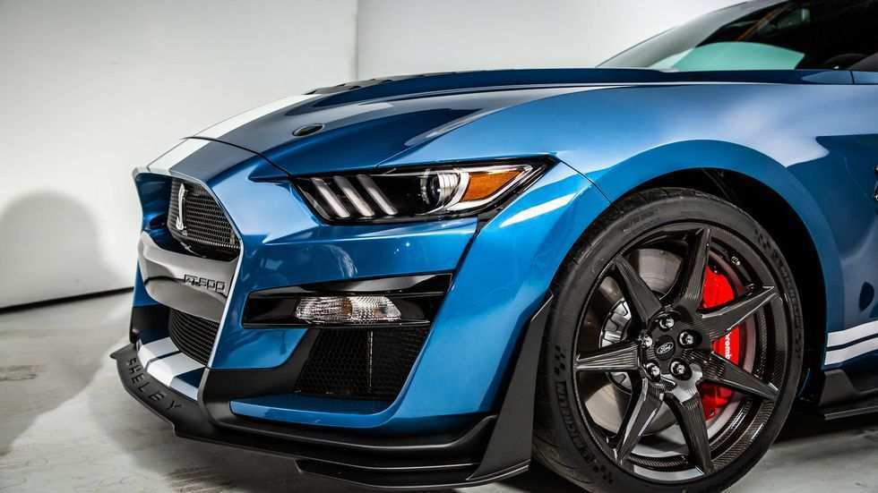 67 Best 2020 Mustang Gt500 Exterior And Interior