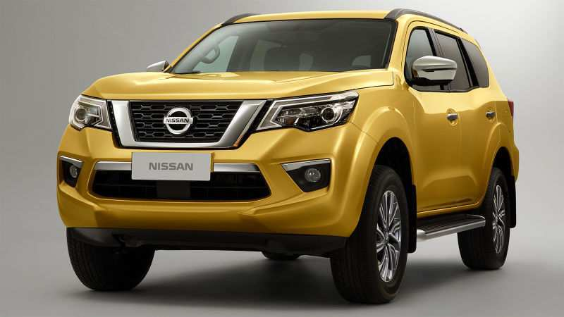 67 Best 2020 Nissan Pathfinder Redesign And Concept