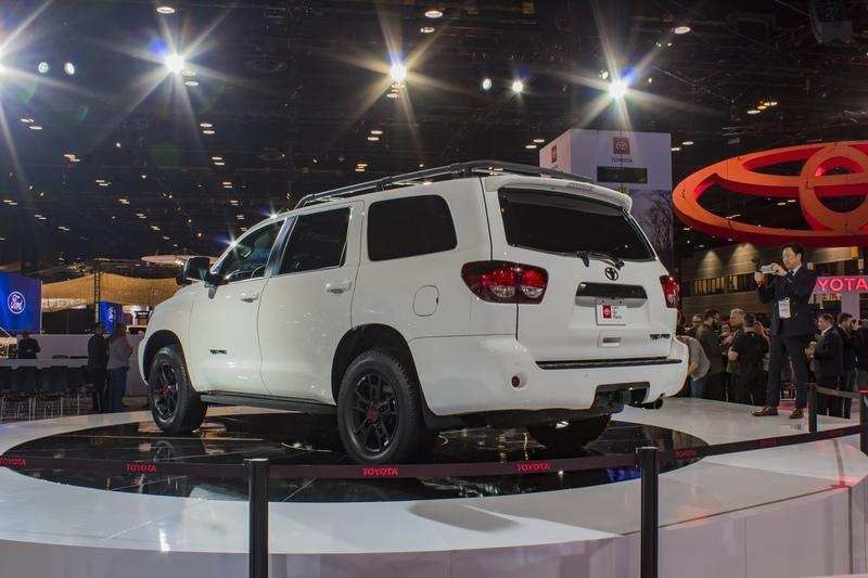 67 Best 2020 Toyota Sequoia Spy Shoot