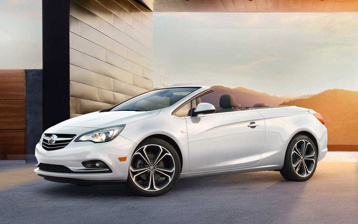 67 Best Buick Cascada 2020 Photos