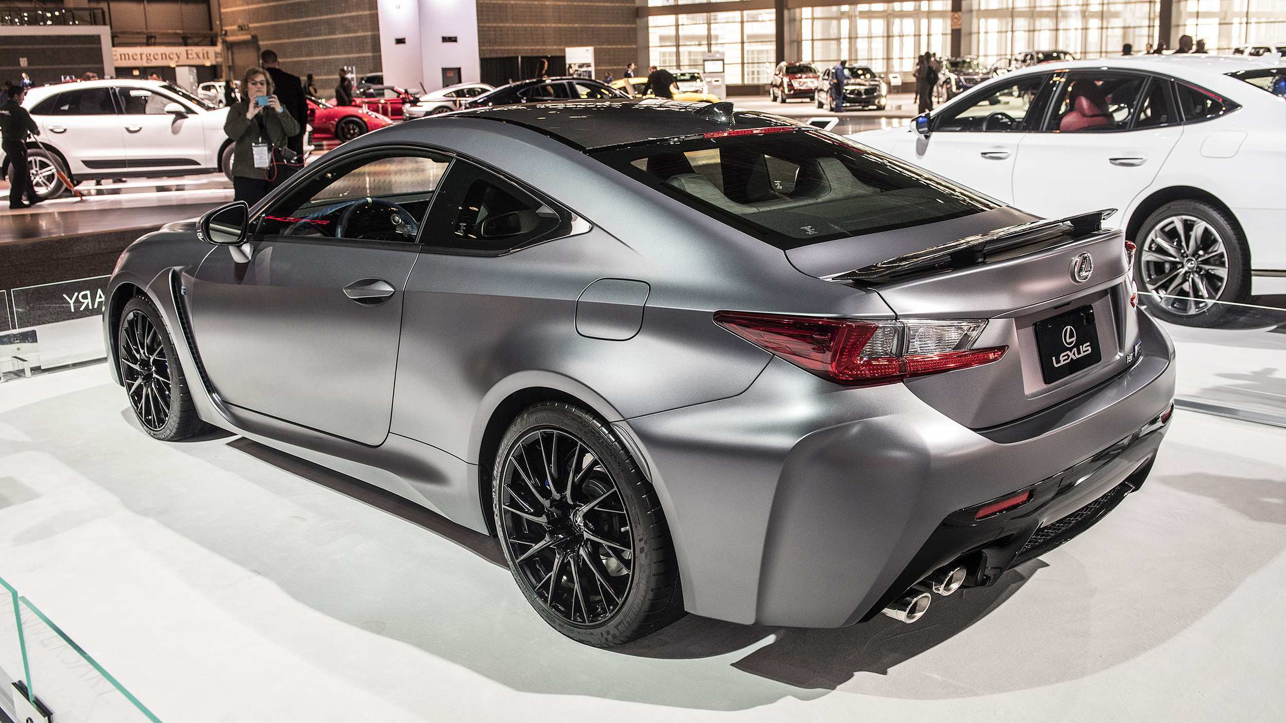 67 Best Lexus Rcf 2019 Spy Shoot
