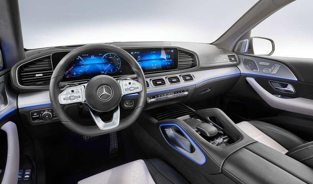 67 Best Mercedes Gle 2019 Interior Reviews