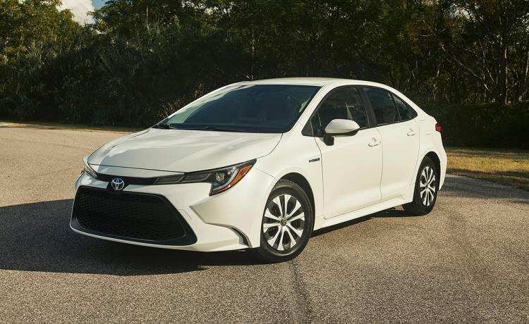 67 Best Toyota Corolla Hybrid 2020 Performance And New Engine