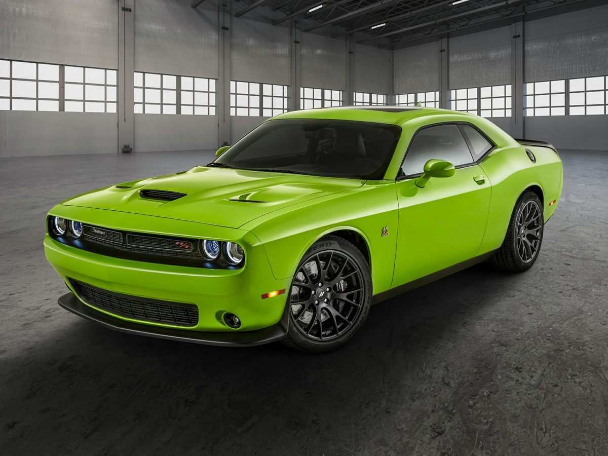 67 New 2019 Dodge Challenger Review And Release Date