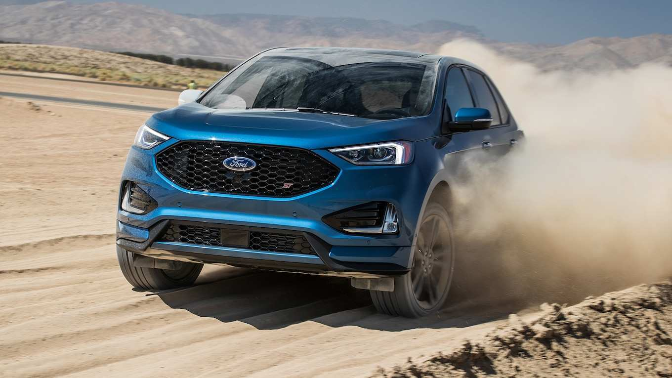 67 New 2019 Ford Edge Sport Release Date