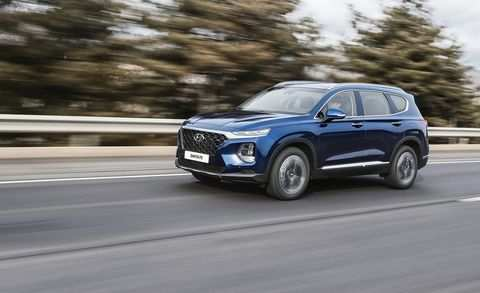 67 New 2019 Hyundai Santa Fe Concept And Review