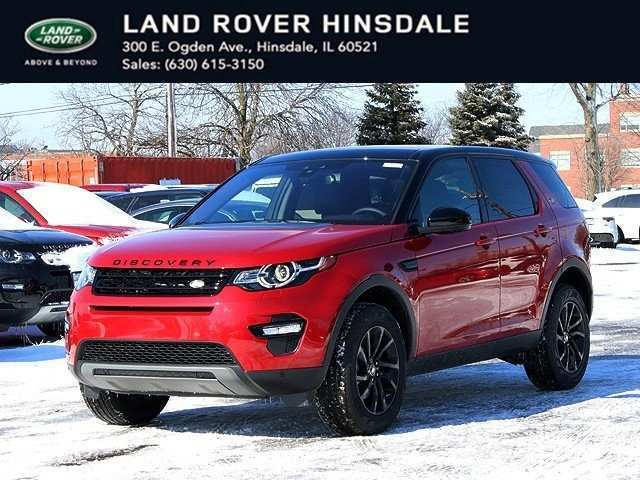 67 New 2019 Land Rover Discovery Sport Release