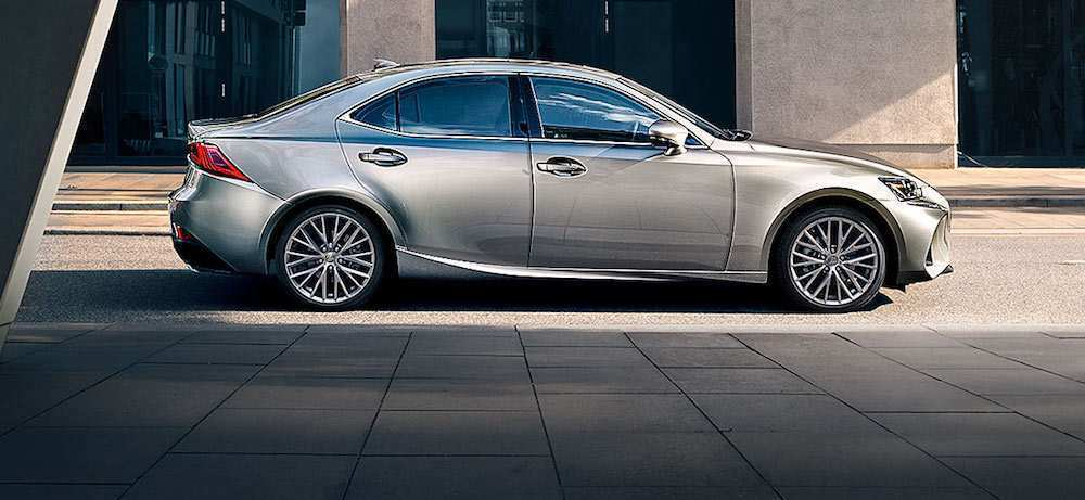 67 New 2019 Lexus IS350 Interior