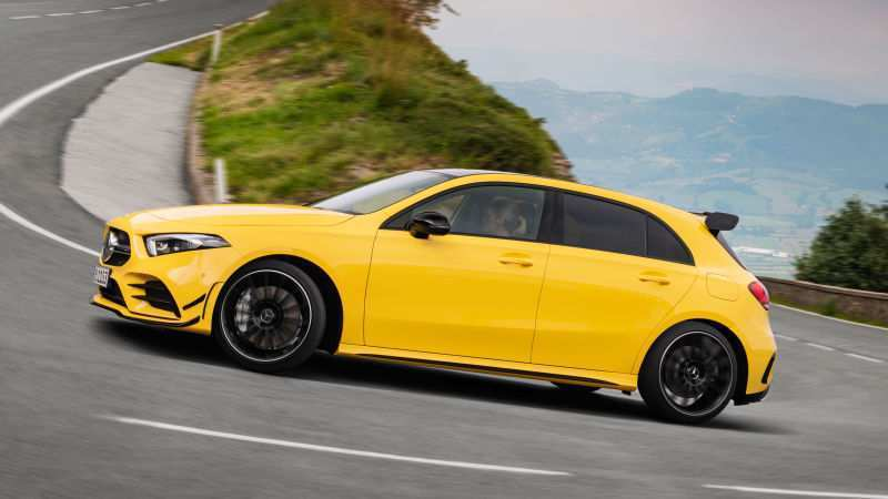 67 New 2019 Mercedes Hatchback Redesign
