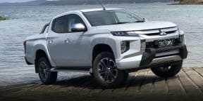 67 New 2019 Mitsubishi Triton Price Design And Review