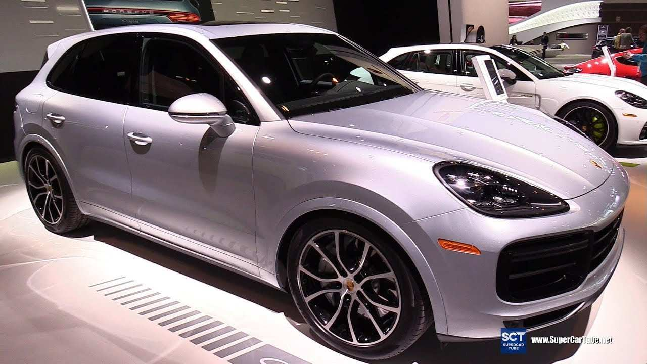 67 New 2019 Porsche Cayenne Turbo S Rumors