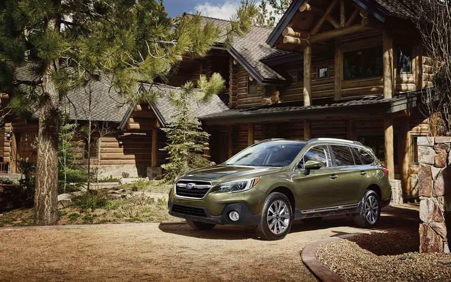 67 New 2019 Subaru Outback Turbo Hybrid Spy Shoot