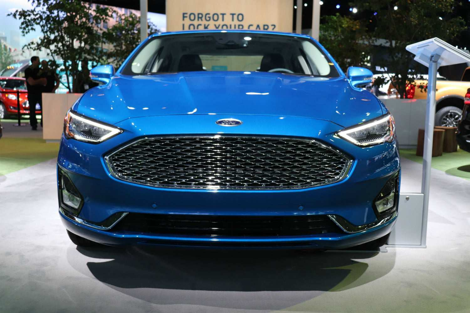 67 New 2019 The Spy Shots Ford Fusion Release Date